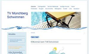 Homepage Schwimmen