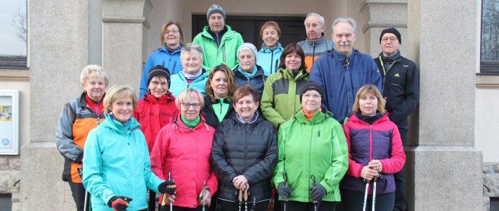 Nordic-Walking-Abteilung startet in die Sommersaison