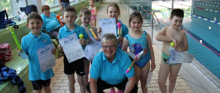 Fridolin Kinderschwimmen in Bayreuth