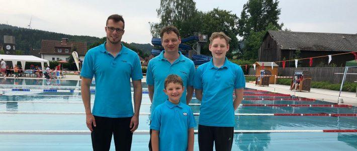 Sommerschwimmfest in Arzberg
