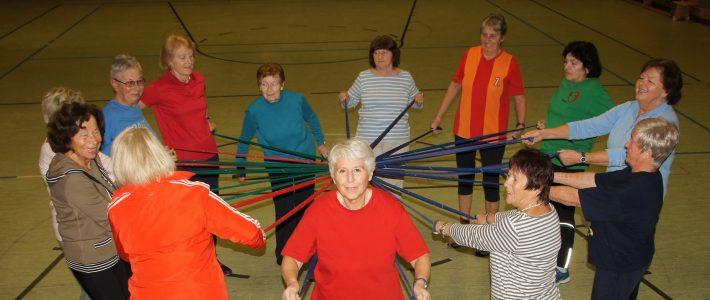 Der TVM stellt vor: Mädchenturnen, Damengymnastik