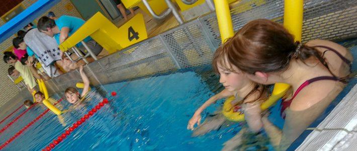 1. Spaß und Gaudi Meisterschaft der Schwimmabteilung