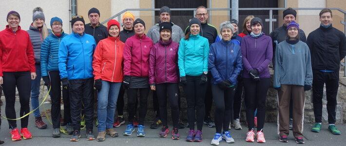 Sportlicher Jahresausklang der Langlaufabteilung