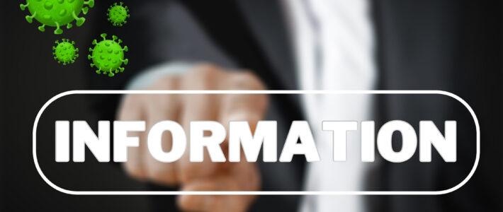 Corona – Aktuelle Information – Update!