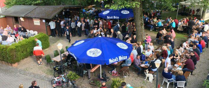 Biergarten ab Montag, 18.05.2020 geöffnet!
