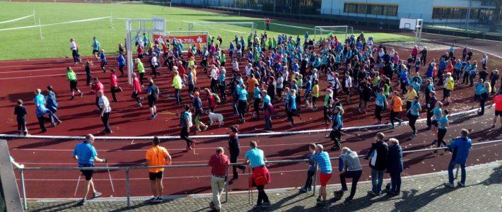 Bilder Walkathlon 2017